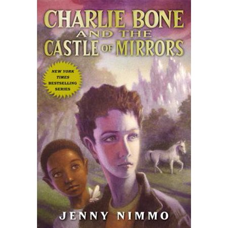 Children of the Red King #4: Charlie Bone and the Castle of Mirrors - eBook