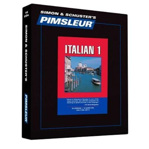 Pimsleur Italian Level 1 CD: Learn to Speak and Understand Italian with Pimsleur Language Programs
