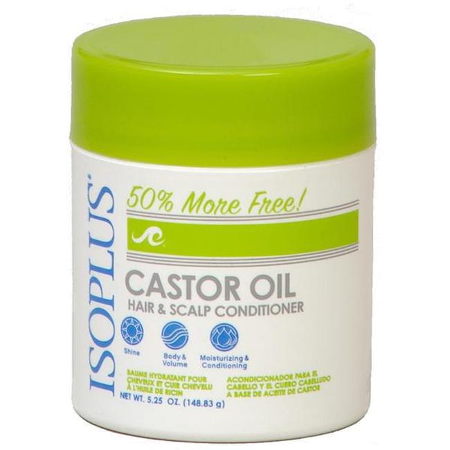 DDI IsoplusCastor Oil Conditioner 5. 25 oz- Case of 6