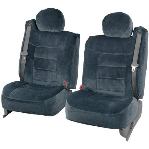 BDK Pickup Truck Seat Covers with Built In Seat Belt, Encore