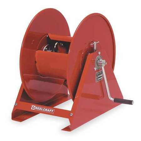- REELCRAFT H28000 Hose Reel,Hand Crank,1/2 In ID x 300 Ft