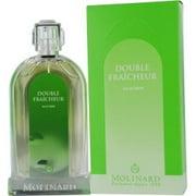 Molinard Double Fraicheur Eau De Toilette Spray for Women, 3.3 Ounce