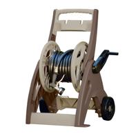 Product Image Suncast Hosemobile 175 Resin Garden Hose Reel Wheeled Cart W Leader