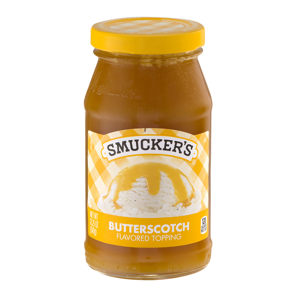 Smucker's Butterscotch Flavored Topping, 12.25 OZ