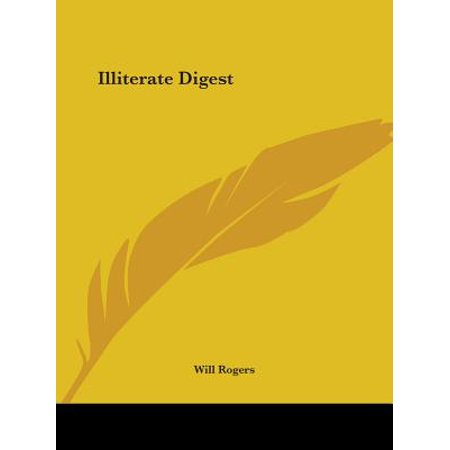 Illiterate Digest by