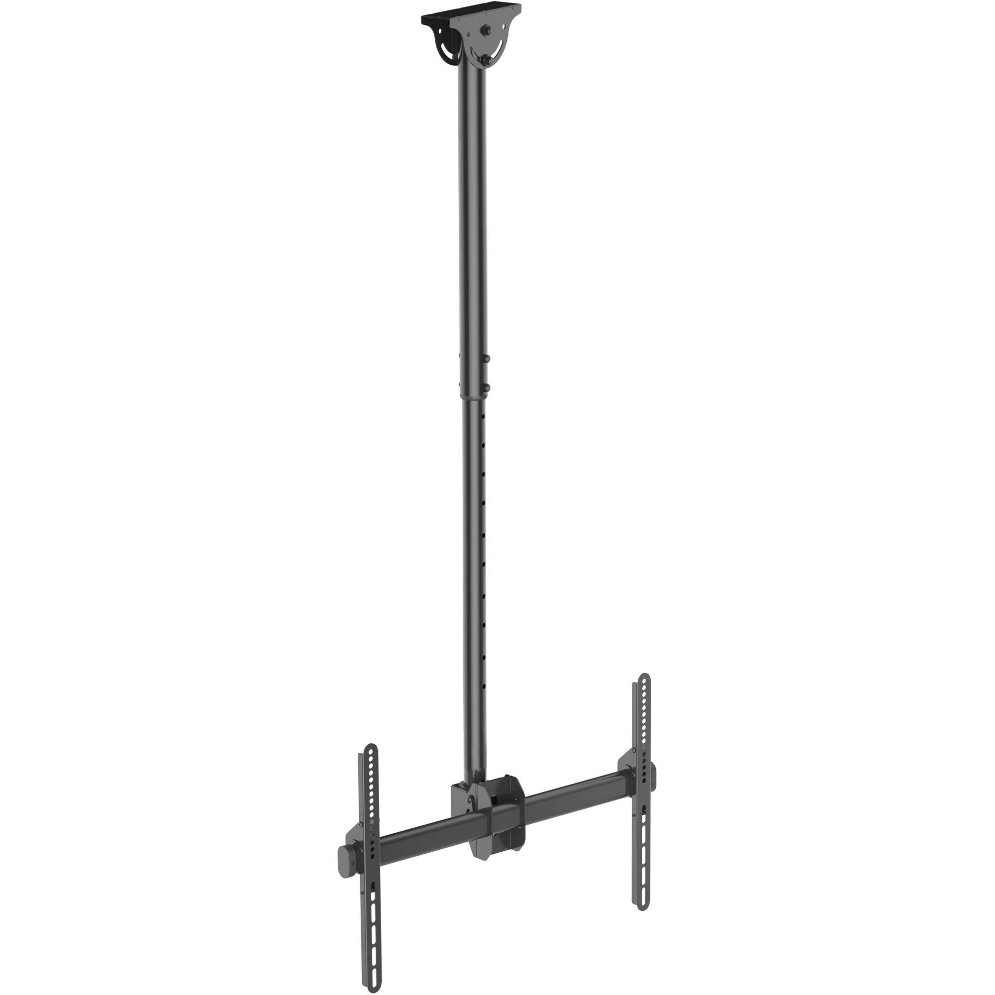 Tuff Mount Pro Series C7027 Ceiling Mount for 37″ to 80″ HDTVs, Black