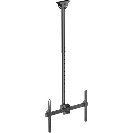 Tuff Mount Pro Series C7027 Ceiling Mount for 37″ to 80″ HDTVs, Black