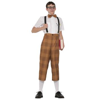 CO - MR. NERD - STD - Disfraces Para Halloween De Nerds