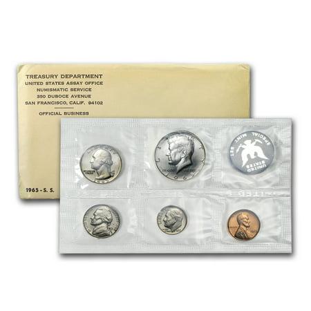 1965 Special Mint Set (1965 U.S. Special Mint Set)