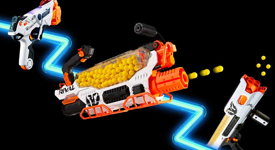 Make This Holiday A Blast With Gifts From NERF