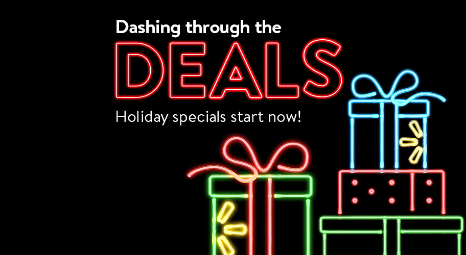 Drive home the deals: Hit the road with hot holiday savings on RV parts & accessories