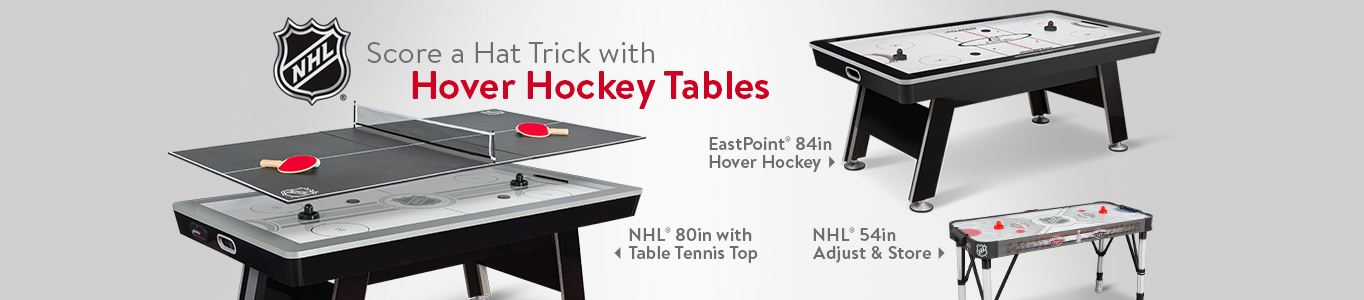 Eastpoint Hockey Tables