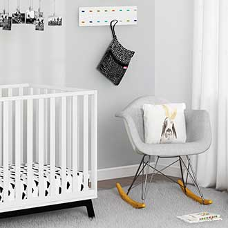 Mid Century Modern Nursery Collection