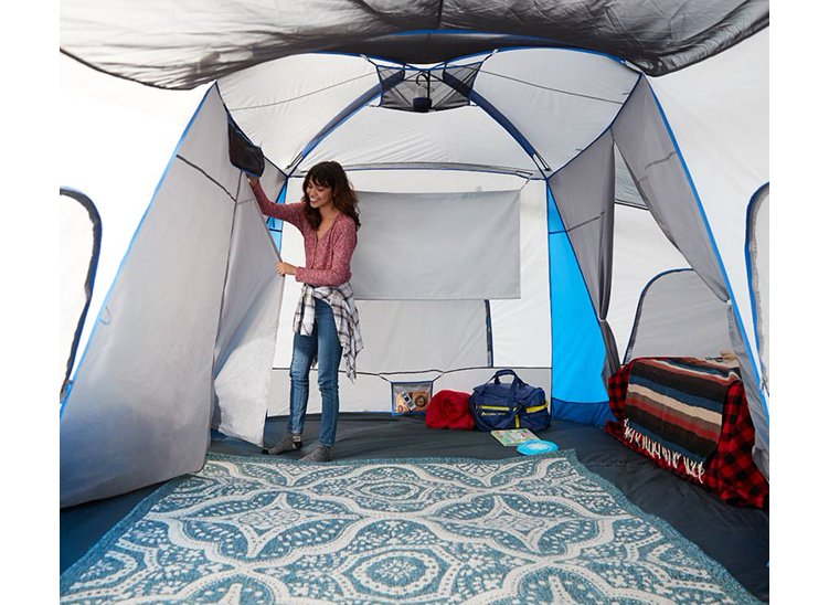 Top tents for family adventures