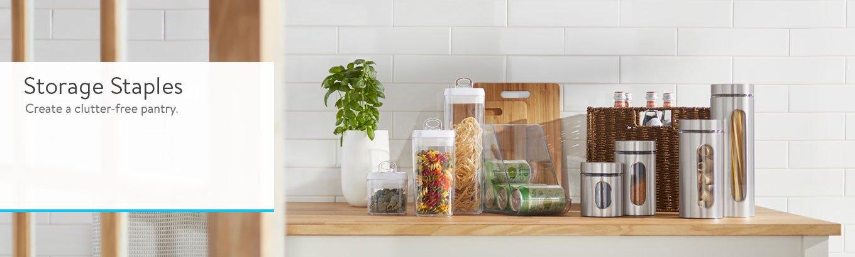 Kitchen Storage Organization Walmart Com