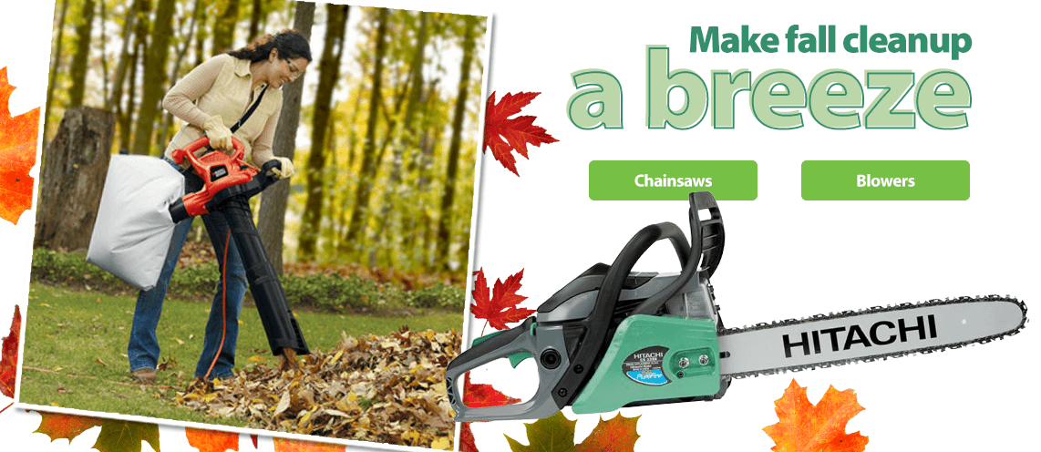 Make a fall cleanup a breeze.