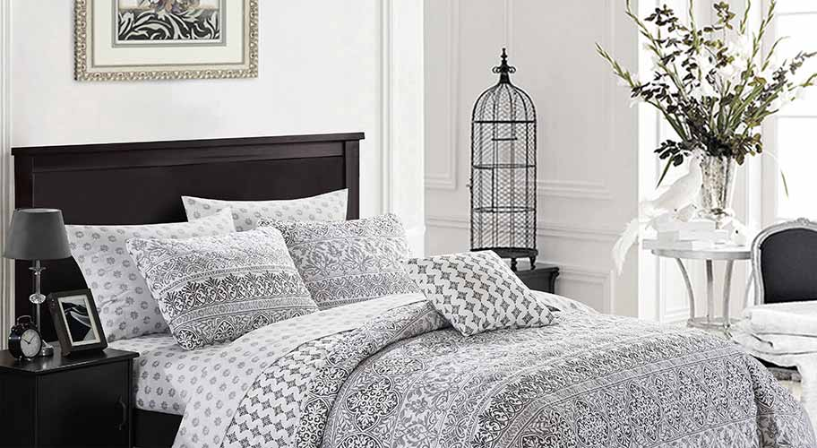 Elegant New Arrivals In Bedding. Update The Bedroom With Autumn Inspired Bedding.  From Fresh