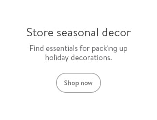 Store seasonal decor
