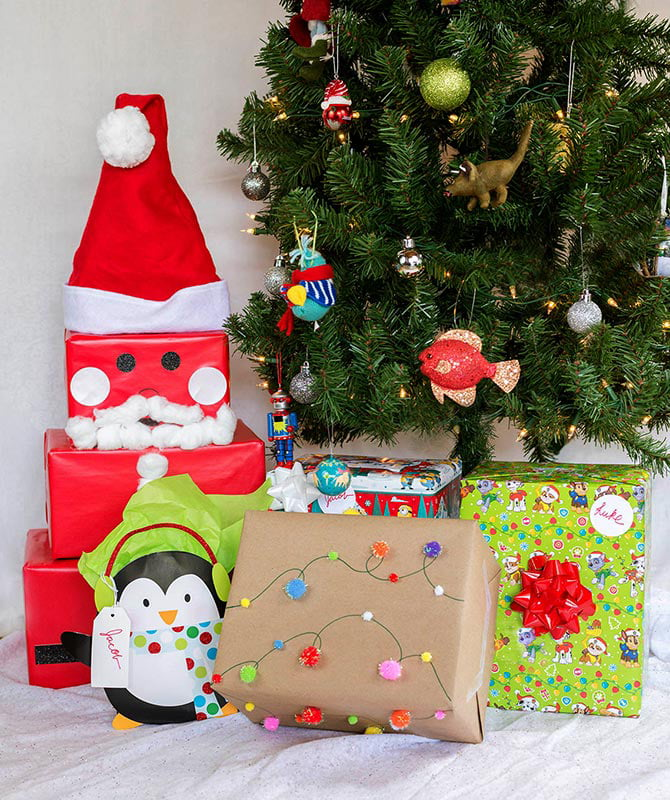 The Best Christmas Gift Wrapping Ideas