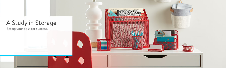 Home Storage Organization Office Desktop Drawer Organizers