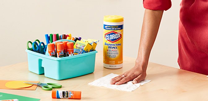 Make your household back to school ready.
