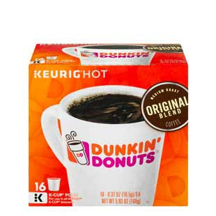 Dunkin' Donuts K-Cup Pods