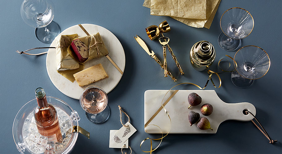 Toast-worthy gifts