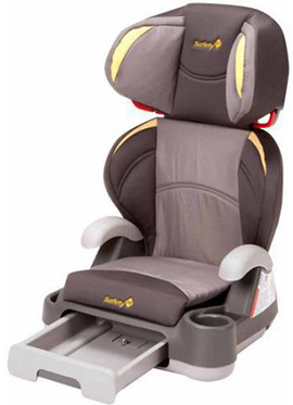 Safety 1st Store N Go Booster child safety car high back booster seat