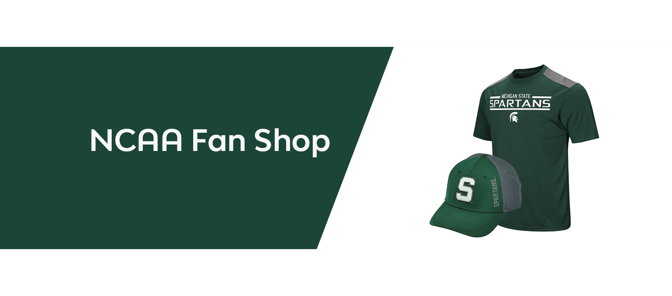 Michigan state spartans team shop walmart michigan state spartans team shop fandeluxe Image collections