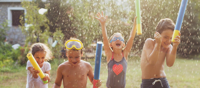 Summer Backyard Party Ideas Walmartcom