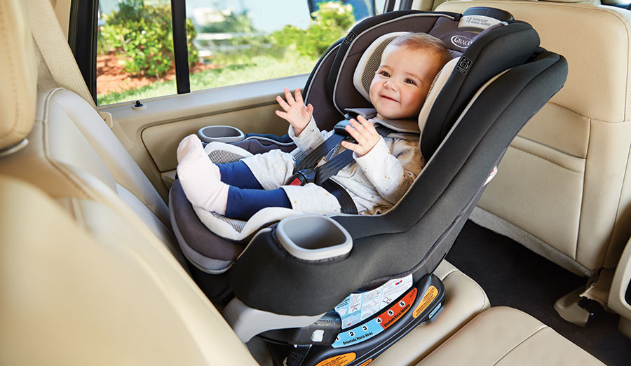 Child Car Seat Safety Guide - Walmart.com