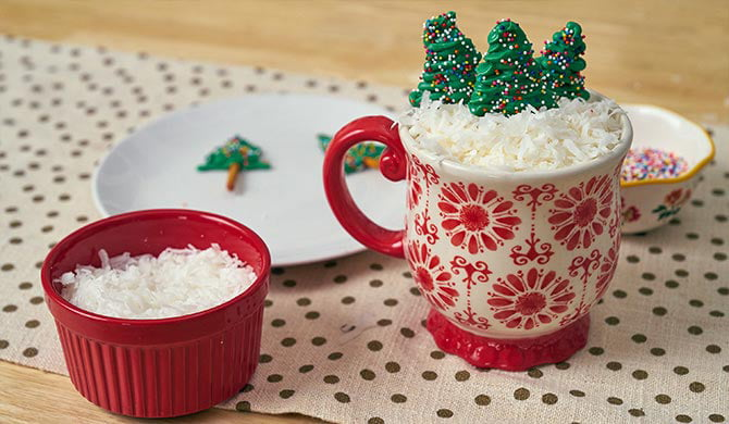 5 Merry Mug Cake Recipes