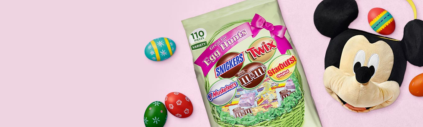 Free store Pickup. Last-minute scramble? Get egg-cited! Order Easter must-haves & pick up as soon as today.