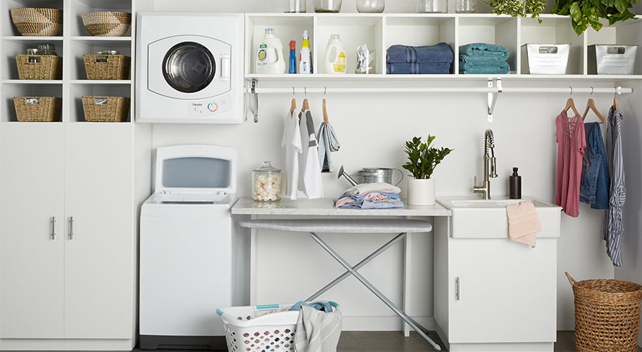 Live In A Little Home Make The Laundry Room You Ve Always Dreamed