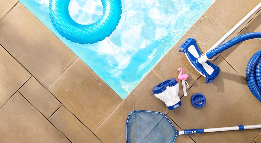 Open your pool and get it ready for a season of swimming—easily and affordably. We've got everything you need to clean and maintain your pool, plus patio furniture and decor to enjoy it all season long.