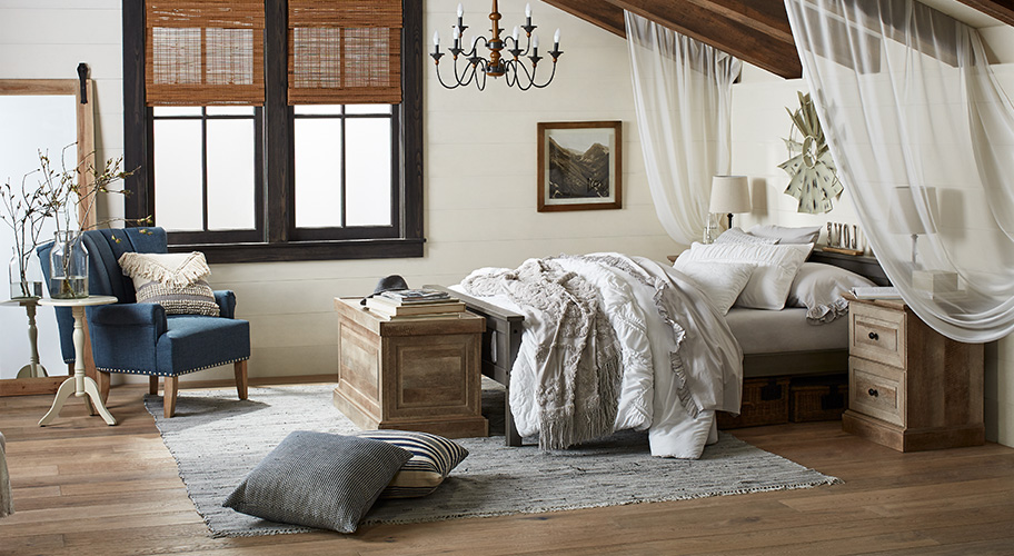 Settle In. Since Fall Is All About Getting Cozy, Think Of Farmhouse Style To