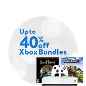 Up to 40% off Video Game Bundles. Shop Select Video Game Deals