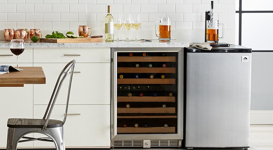 Mini Size. Mega Cool. Keep Things Cool This Summer With Mini Fridges, Wine