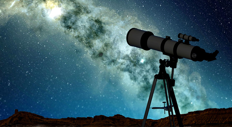 Galaxy Gazers. Explore galactic mysteries near & far with telescopes for every level of interest.