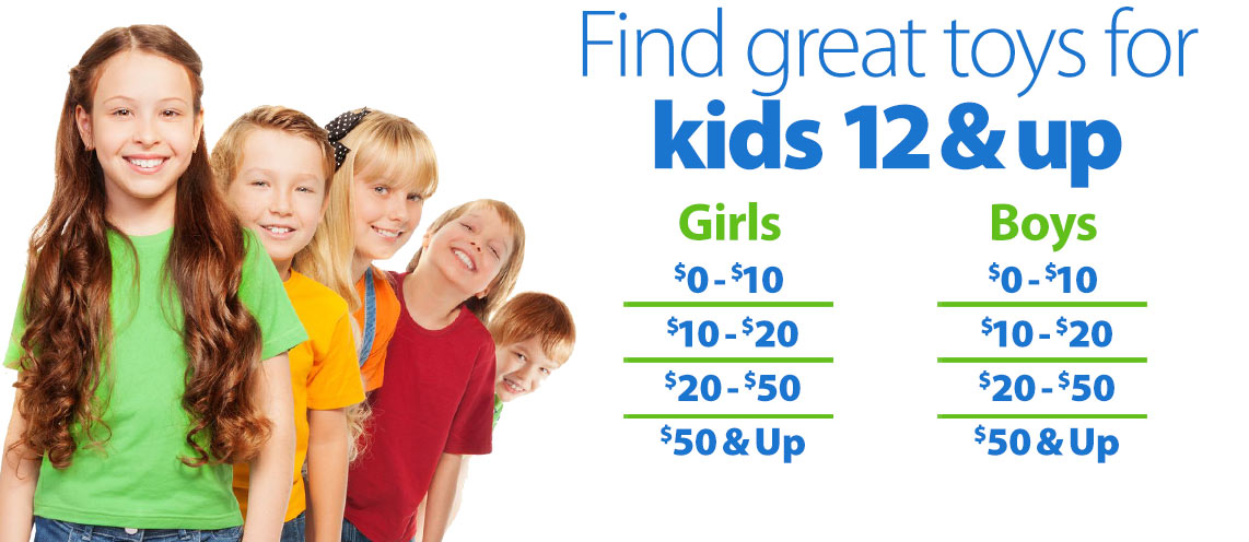 Toys For 12 And Up : Toys for kids years up walmart
