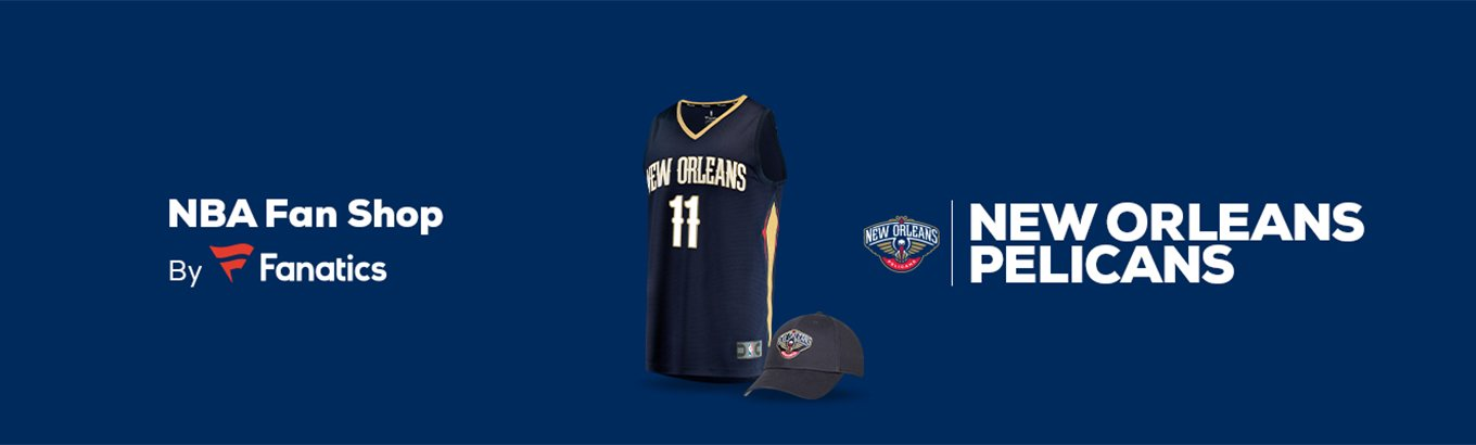New Orleans Pelicans Team Shop