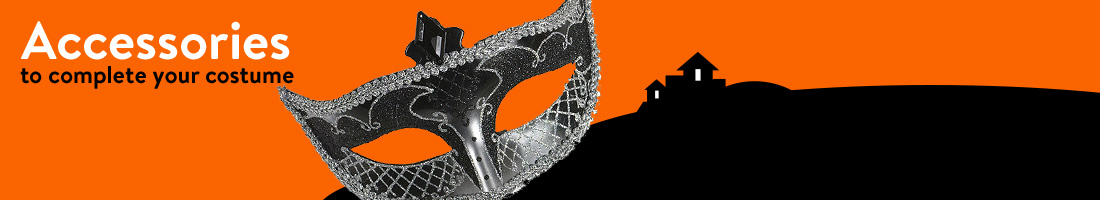 halloween accessories banner browse - Halloween Stores In San Antonio Texas