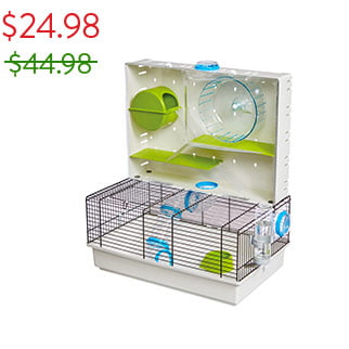 MidWest Homes Hamster Cage