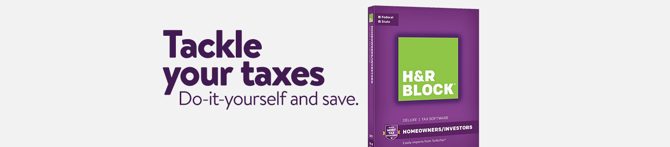 Tackle your taxes and save
