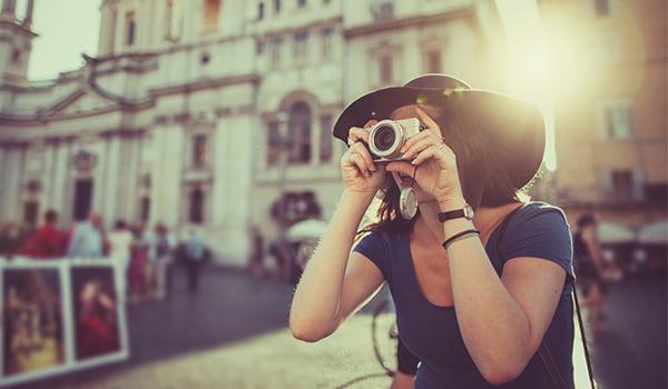 Point and shoot digital camera basics