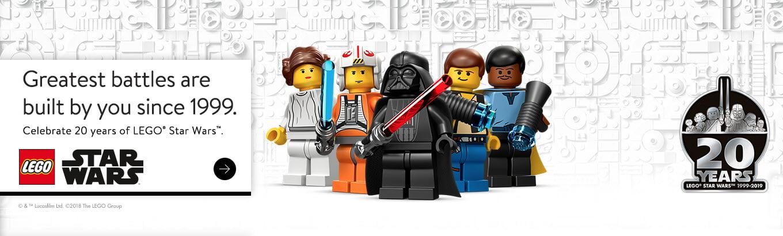 LEGO Star Wars Building Sets - Walmart com