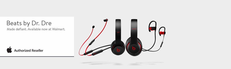 Beats by Dre All Headphones + Speaker - Walmart.com 0967fdfbaf