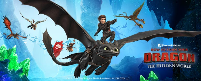 Dreamworks Dragons Race to the Edge Krokfer Figure How to train your dragon