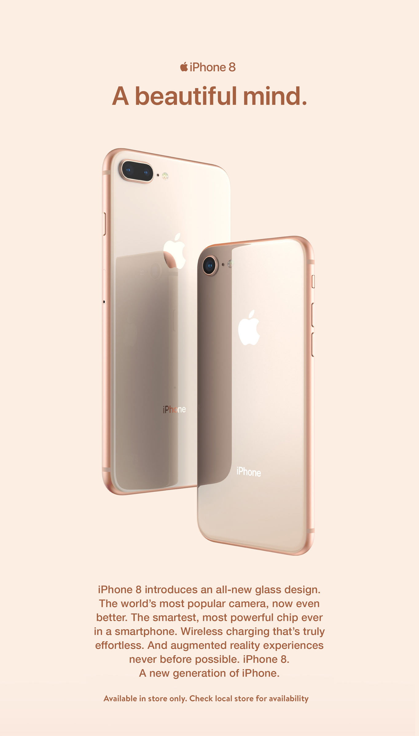 iPhone 8 | iPhone 8 Plus