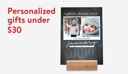Personalized christmas gifts personalized gifts walmart shop personalized gifts under 30 negle Images